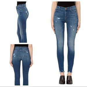 J BRAND Maria High Waist Skinny Jean